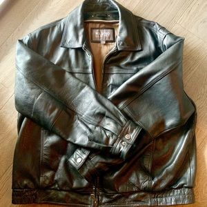 Wilson's leather bomber jacket XL